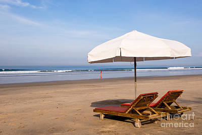 Photograph - Bali Kuta Beach 01 by Rick Piper Photography