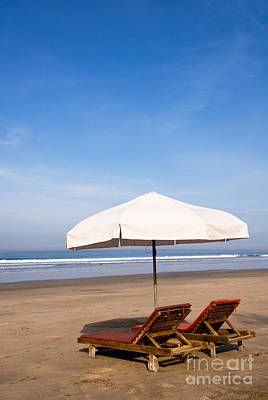 Photograph - Bali Kuta Beach 02 by Rick Piper Photography