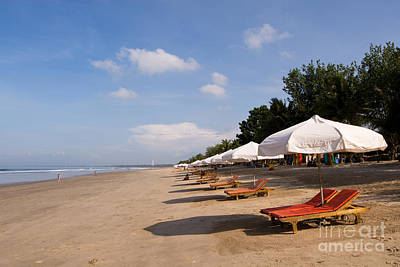 Photograph - Bali Kuta Beach 03 by Rick Piper Photography