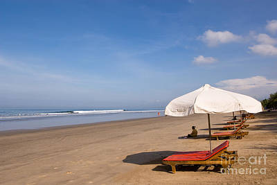 Photograph - Bali Kuta Beach 05 by Rick Piper Photography