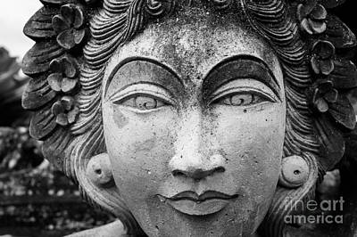 Photograph - Balinese Temple Beauty by Dean Harte