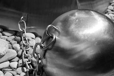 Photograph - Ball And Chain by Keith Swango