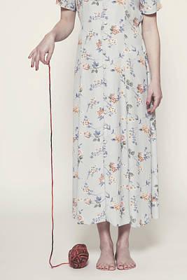 Ball Of Wool Print by Joana Kruse