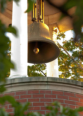 Art Print featuring the photograph Ballard Bell by Erin Kohlenberg