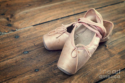 Ballerina Art Print by Delphimages Photo Creations