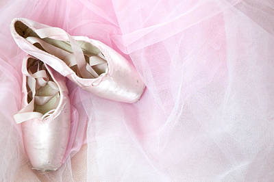 Ballerina Dreams Art Print by Zina Zinchik