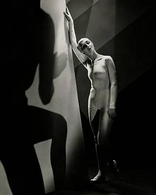 Photograph - Ballerina Felia Doubrovska by George Hoyningen-Huene