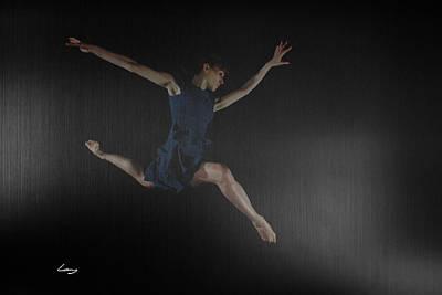 Dancer Photograph - Ballerina by T Lang