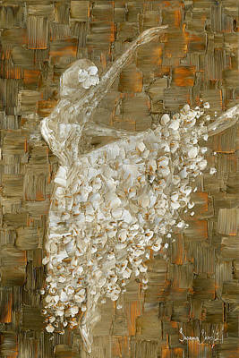 Tutus Mixed Media - Ballerina by Susanna Shap