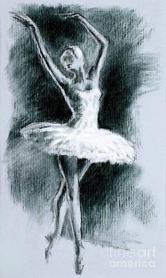 Ballerina Original by Youri Ivanov