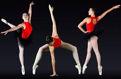 Photograph - Ballet Dancer by Stephen Norris