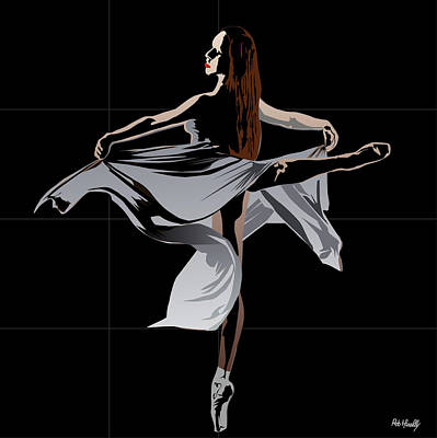 Ballet Giselle Original by Roby Marelly