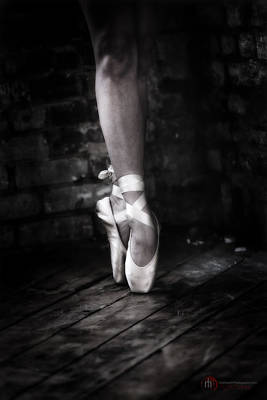 Photograph - Ballet Shoes by Rob Heath