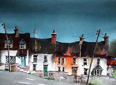 Ballinaclash Wicklow Ireland Art Print