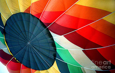 Balloon 10 Art Print by Rich Killion