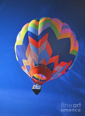 Balloon 12 Art Print by Rich Killion