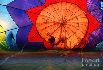 Balloon 14 Art Print by Rich Killion