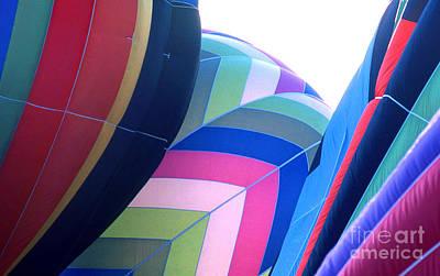 Balloon 15 Art Print by Rich Killion