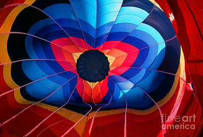 Balloon 17 Art Print by Rich Killion