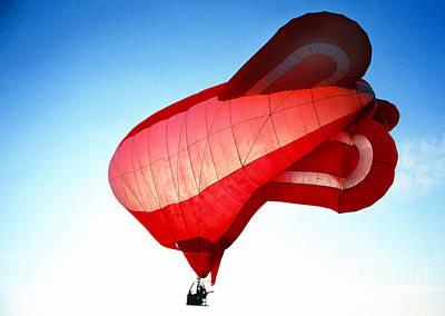 Balloon 21 Art Print by Rich Killion
