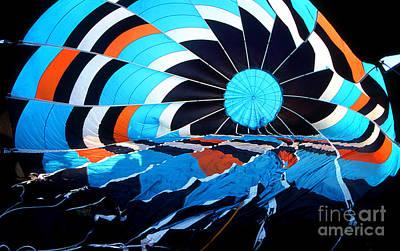 Balloon 23 Art Print by Rich Killion