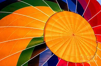 Balloon 24 Art Print by Rich Killion