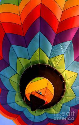 Balloon 6 Art Print by Rich Killion
