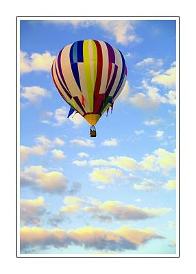 Photograph - Balloon Cloudy by Alice Gipson