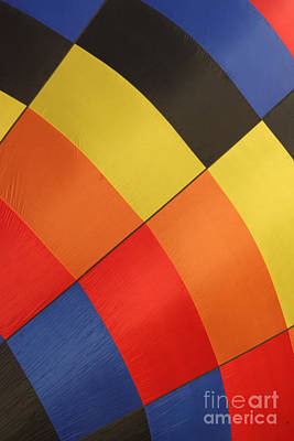 Photograph - Balloon-color-7239 by Gary Gingrich Galleries