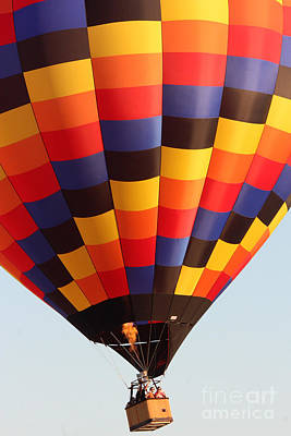 Balloon-color-7277 Art Print by Gary Gingrich Galleries