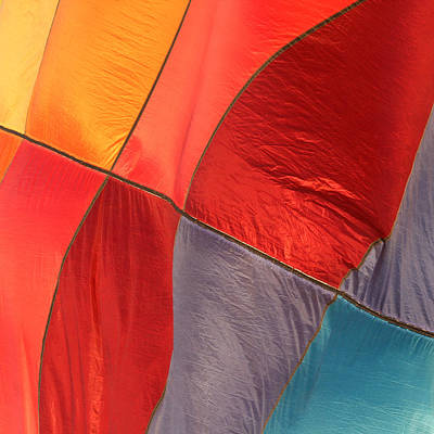 Balloon Colors Art Print by Art Block Collections