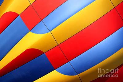 Abstract Photograph - Balloon Energy by Carol Groenen
