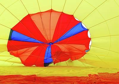 Photograph - Balloon Fantasy   1 by Allen Beatty