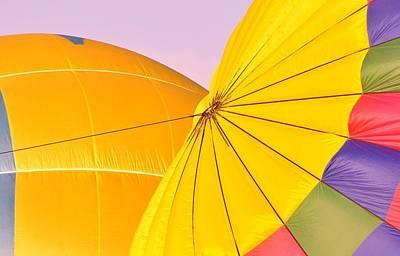 Photograph - Balloon Fantasy 11 by Allen Beatty