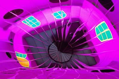 Photograph - Balloon Fantasy 26 by Allen Beatty
