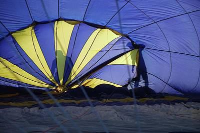 Photograph - Balloon Fantasy 4 by Allen Beatty