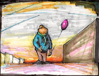 Balloon Original by Ian Smith