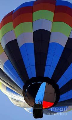 Photograph - Balloon Ride by Rachel Munoz Striggow
