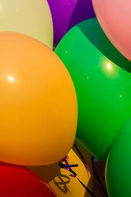 Royalty-Free and Rights-Managed Images - Balloons Vertical by Alexander Senin