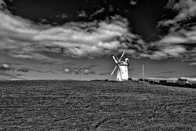 Photograph - Ballycopeland Windmill by Jim Orr