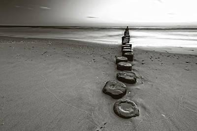 Baltic Sea Photograph - Baltic Sea by Udo Dittmann