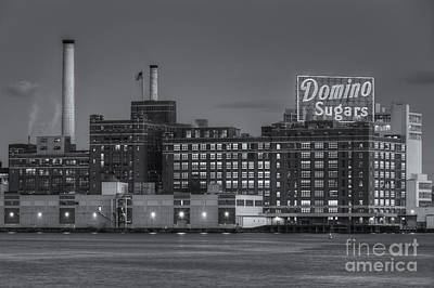 Photograph - Baltimore Domino Sugars Plant II by Clarence Holmes