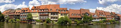 Photograph - Bamberg Panorama by Robert Woodward