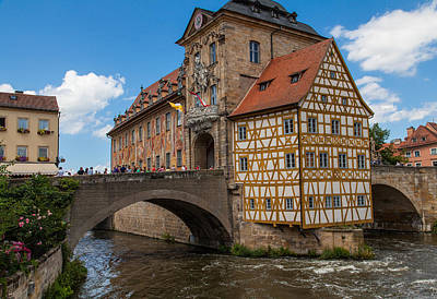 Bamberg Photograph - Bamberg by Shirley Radabaugh