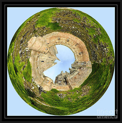 Northumbrian Photograph - Bamburgh Castle by Malcolm Suttle