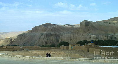 Bamyan Art Print