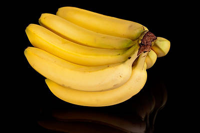 Photograph - Bananas by Marek Poplawski