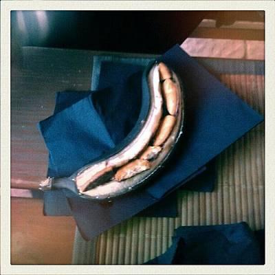 Banana Photograph - Bananas by Sandra Orz