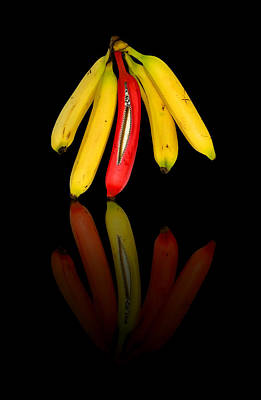 Banana Digital Art - Bananas by Svetlana Sewell