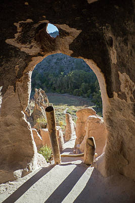 Bandelier National Monument Art Print